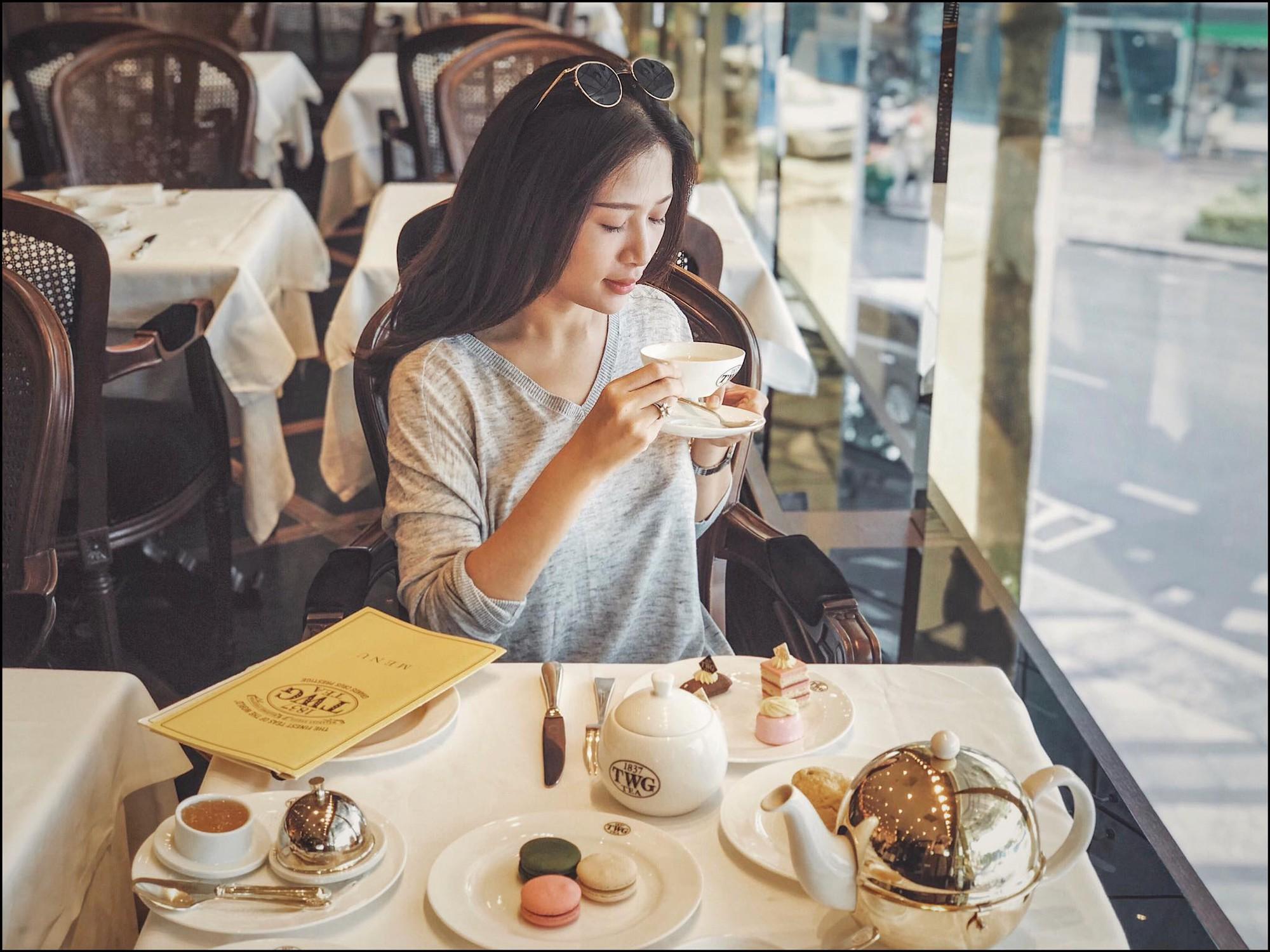 Nàng Hoa hậu người Việt tại Mỹ chia sẻ bí quyết dù con bé tí hin vẫn cùng chồng đi thiên đường tình yêu Maldives lãng mạn - Ảnh 5.