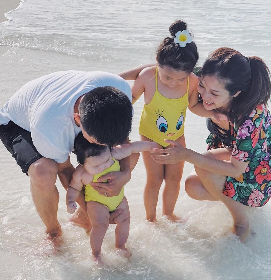 Nàng Hoa hậu người Việt tại Mỹ chia sẻ bí quyết dù con bé tí hin vẫn cùng chồng đi thiên đường tình yêu Maldives lãng mạn - Ảnh 14.
