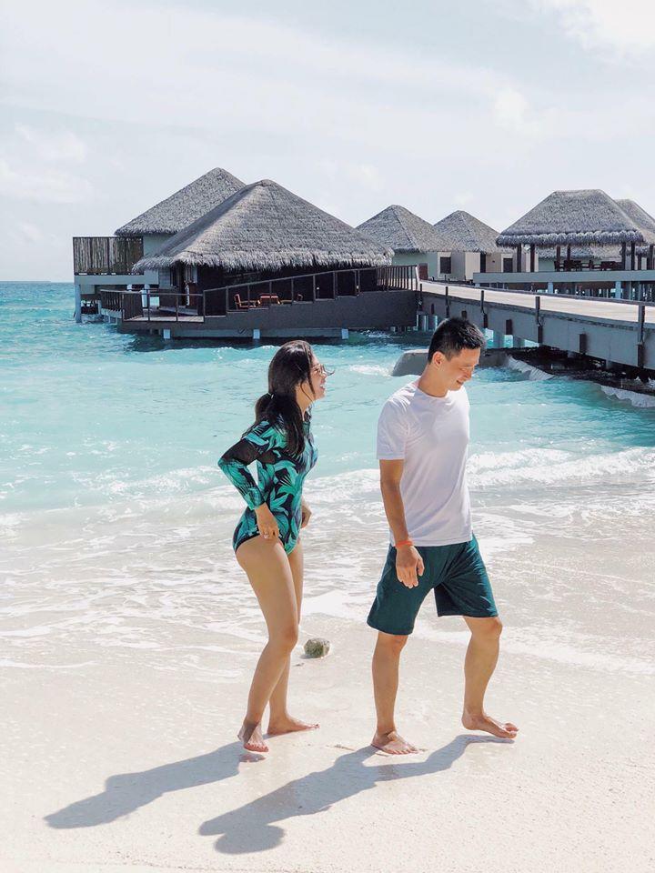 Nàng Hoa hậu người Việt tại Mỹ chia sẻ bí quyết dù con bé tí hin vẫn cùng chồng đi thiên đường tình yêu Maldives lãng mạn - Ảnh 17.
