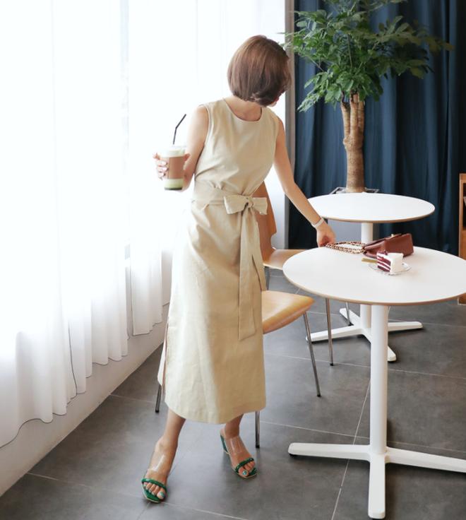 Diện đẹp cả tuần với những món đồ vải đũi nhẹ nhàng, thanh thoát  - Ảnh 6.