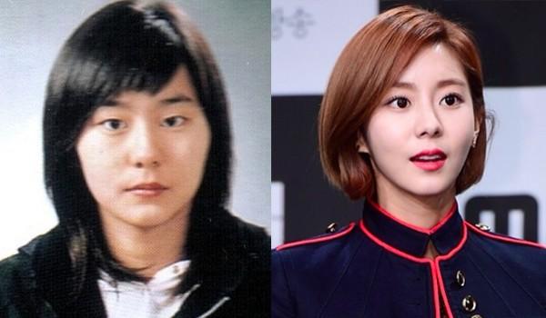 Ngoài nữ hoàng dao kéo Park Min Young, 4 nhan sắc thẩm mỹ này cũng được khen hết lời vì nhìn tự nhiên - Ảnh 1.