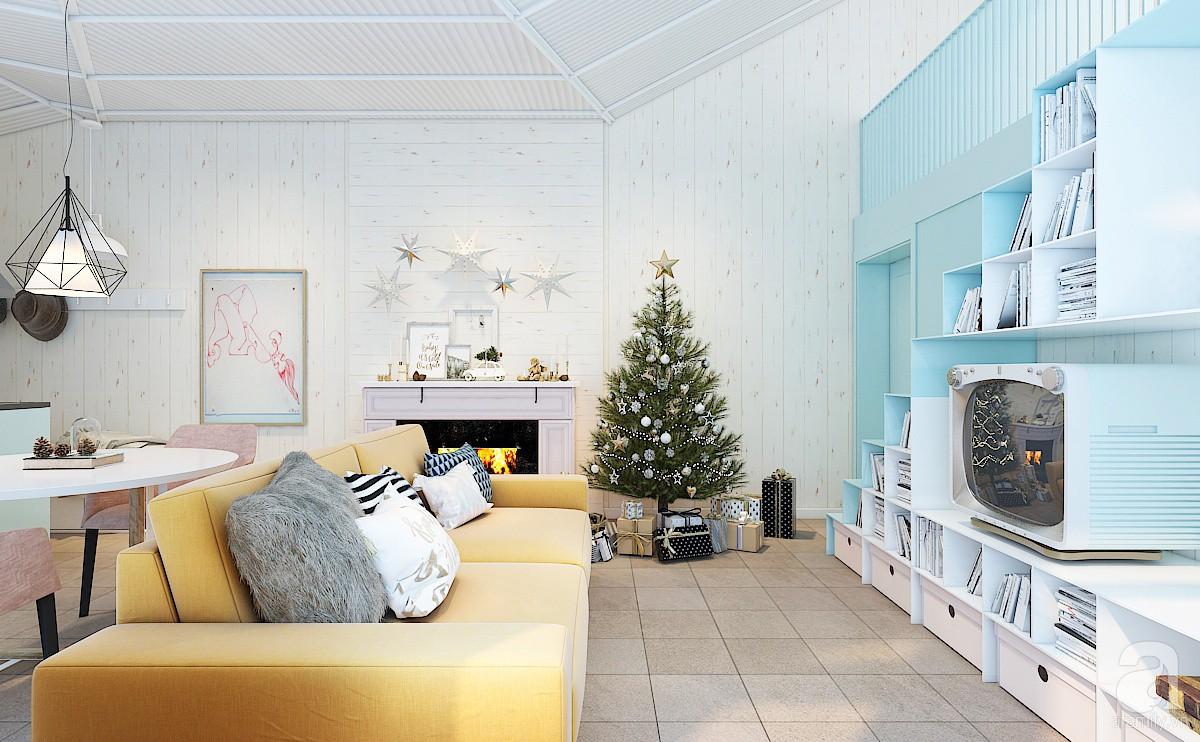 Tư vấn cải tạo phòng chưa đến 20m² thành căn hộ khép kín cho gia đình 3 người  - Ảnh 2.