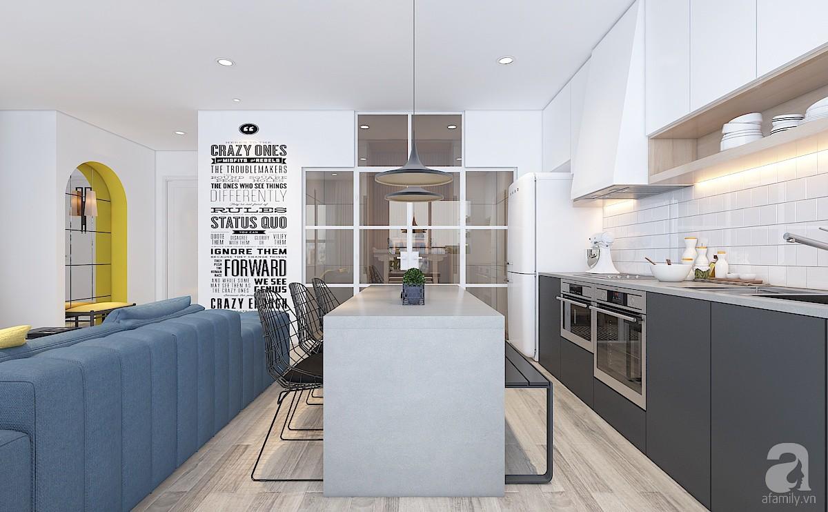 Tư vấn cải tạo phòng chưa đến 20m² thành căn hộ khép kín cho gia đình 3 người  - Ảnh 8.