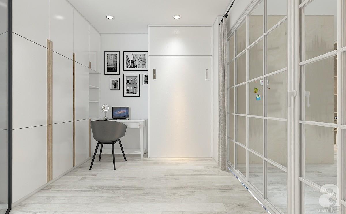 Tư vấn cải tạo phòng chưa đến 20m² thành căn hộ khép kín cho gia đình 3 người  - Ảnh 4.