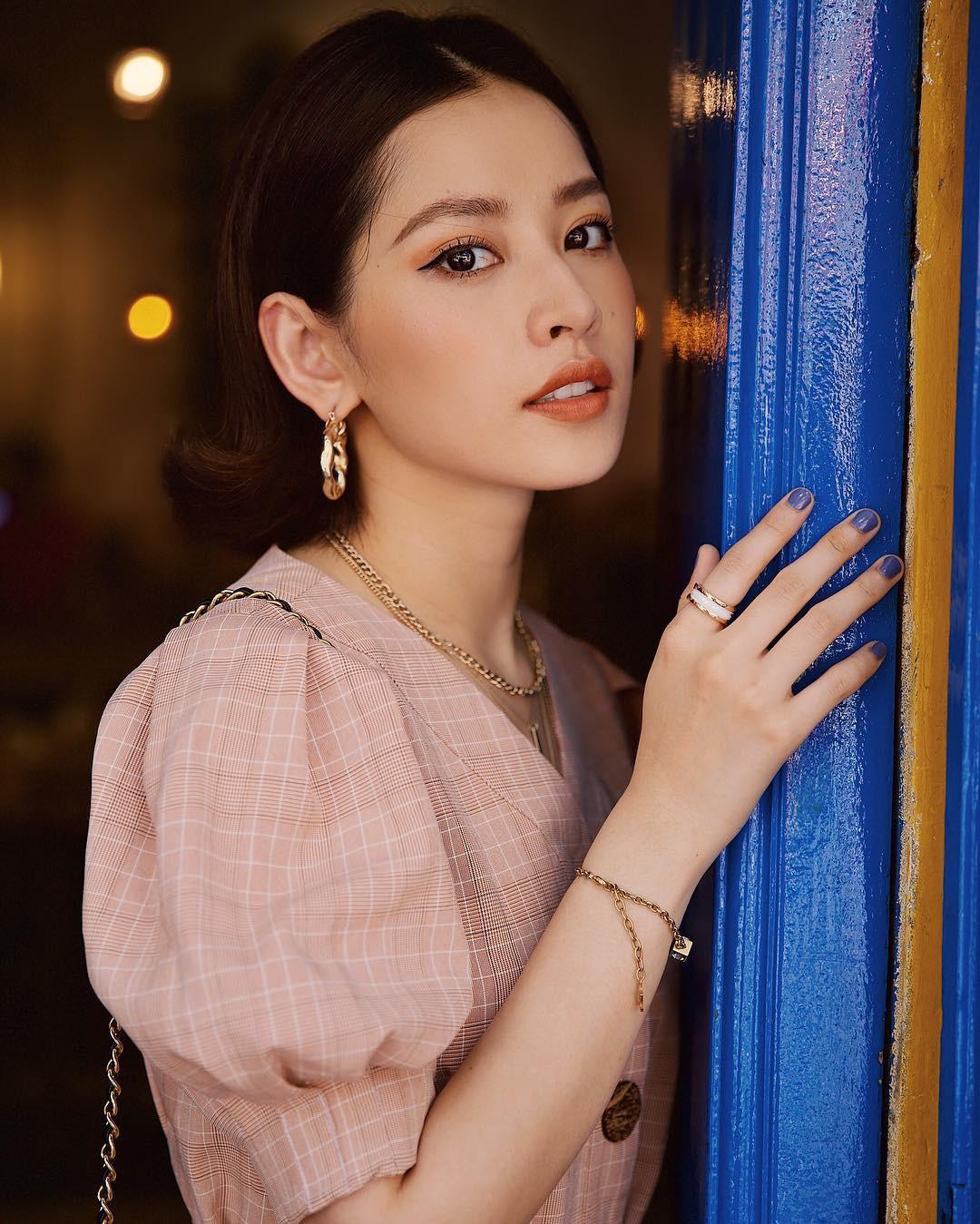 Đây là kiểu makeup Chi Pu đang mê tít và cũng là gợi ý makeup hoàn hảo cho mùa hè - Ảnh 1.