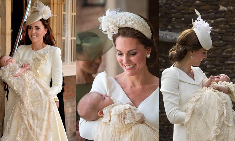 Lý do vì sao các em bé Hoàng gia Anh dù trai hay gái đều mặc cùng một chiếc váy dài trong ngày lễ rửa tội - Ảnh 5.