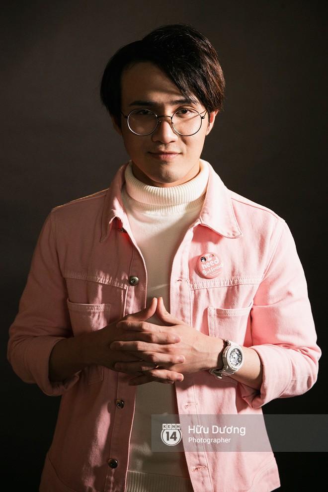 Huỳnh Lập: Chàng nghệ sĩ trẻ vay tiền làm phim và những trăn trở của người làm nghề tạo tiếng cười mua vui cho đời - Ảnh 7.