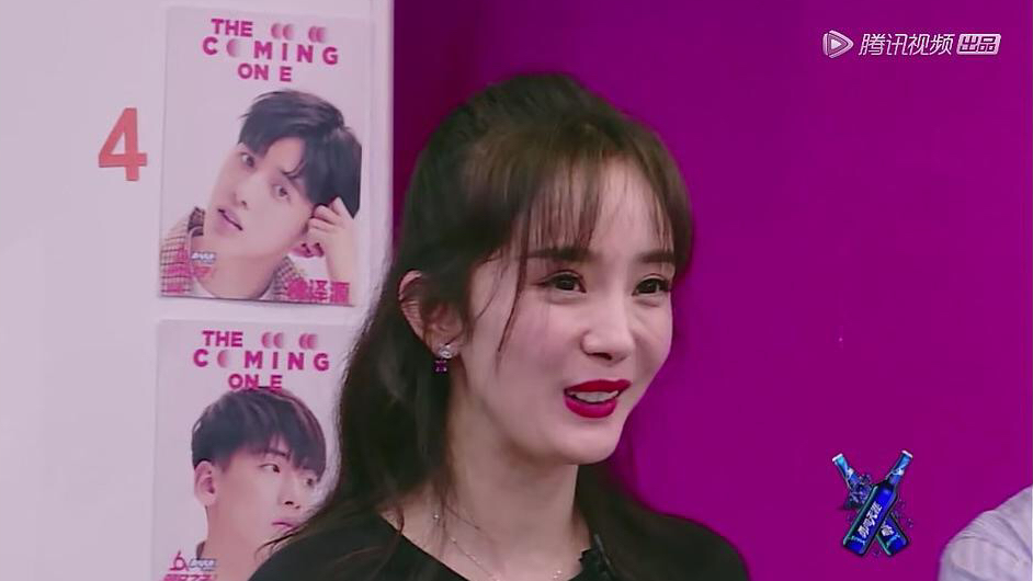 Lạm dụng botox và photoshop, Dương Mịch khiến dân tình hoảng hồn khi lộ nhan sắc thật tại show truyền hình - Ảnh 3.
