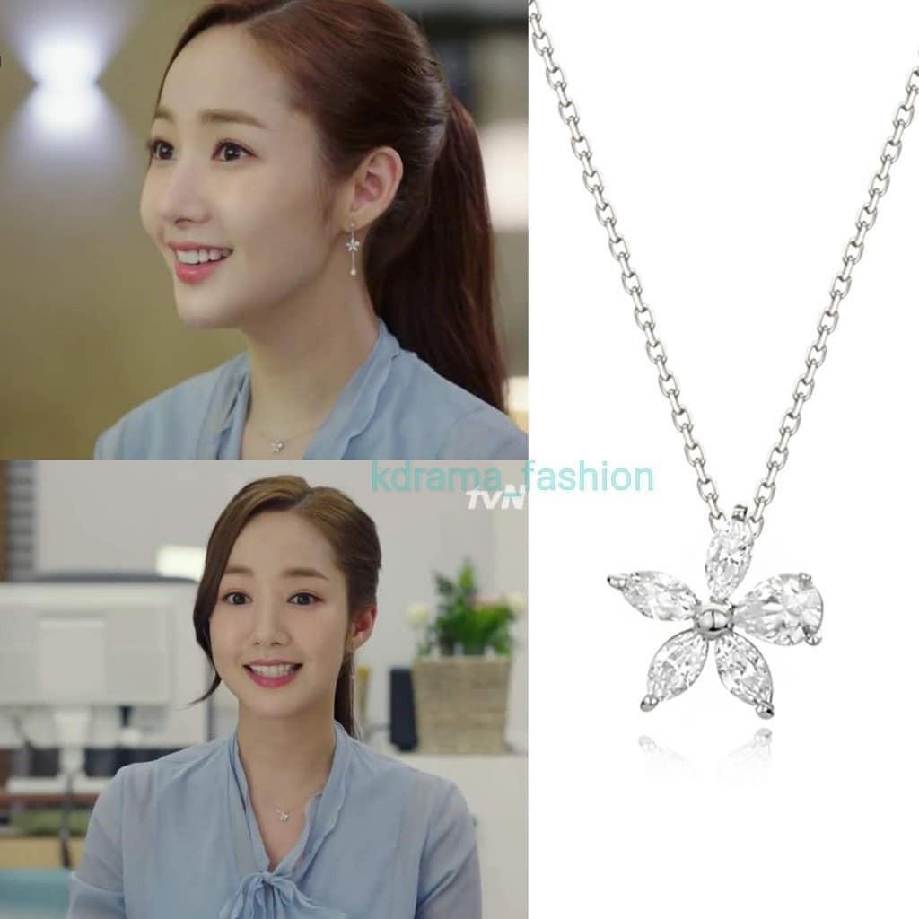Bóc loạt phụ kiện của thư ký Kim: Toàn những món bé bé xinh xinh mà giá cả triệu đồng - Ảnh 8.