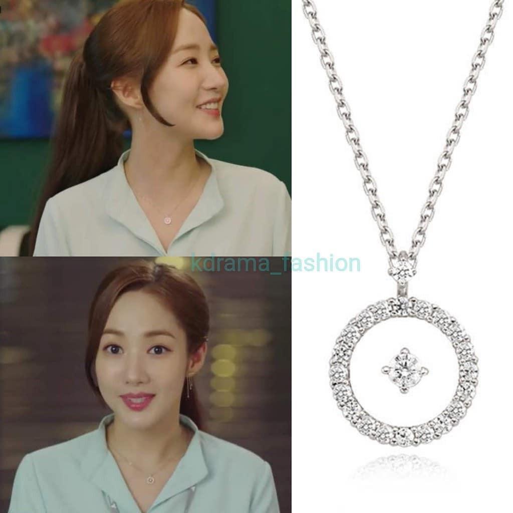 Bóc loạt phụ kiện của thư ký Kim: Toàn những món bé bé xinh xinh mà giá cả triệu đồng - Ảnh 3.