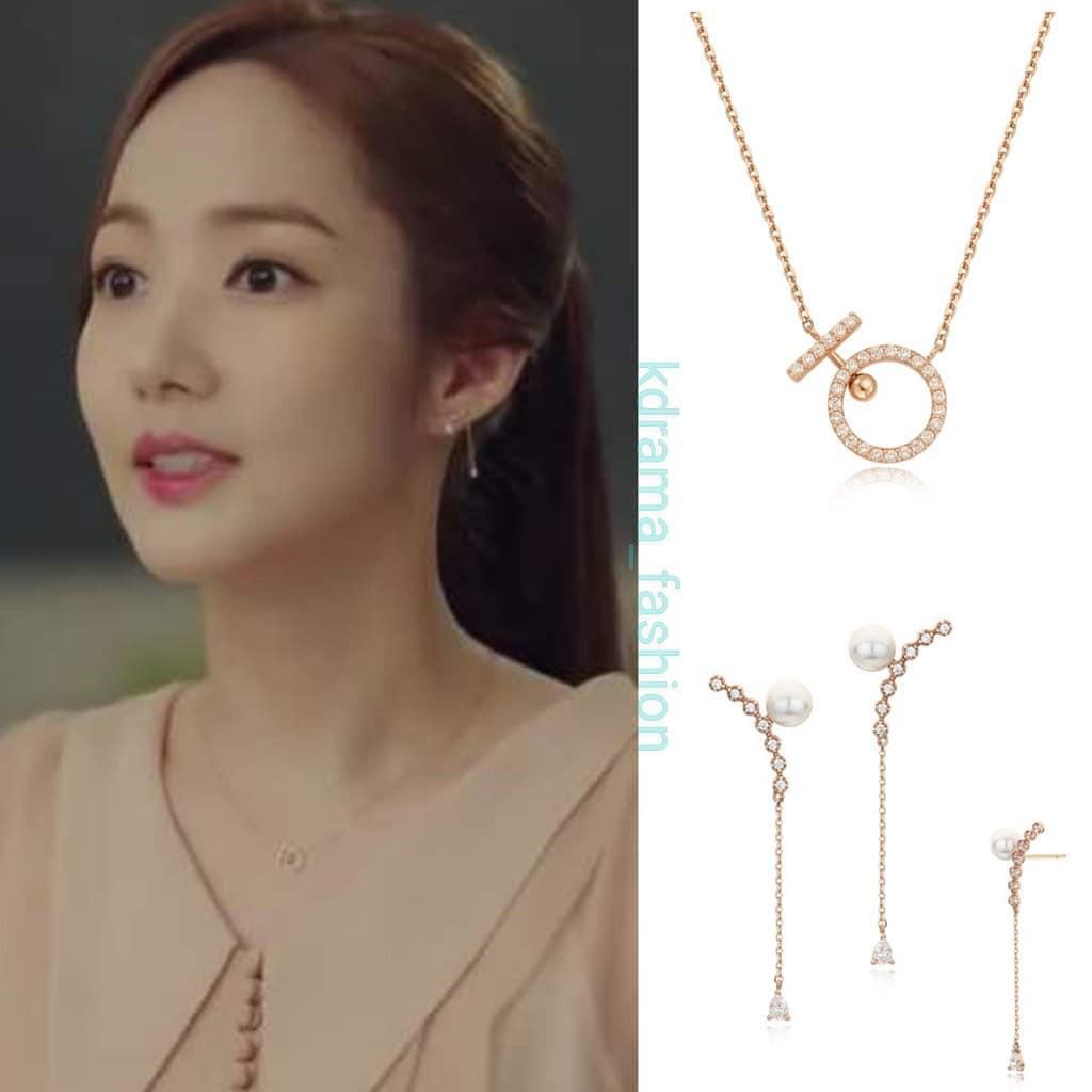 Bóc loạt phụ kiện của thư ký Kim: Toàn những món bé bé xinh xinh mà giá cả triệu đồng - Ảnh 6.