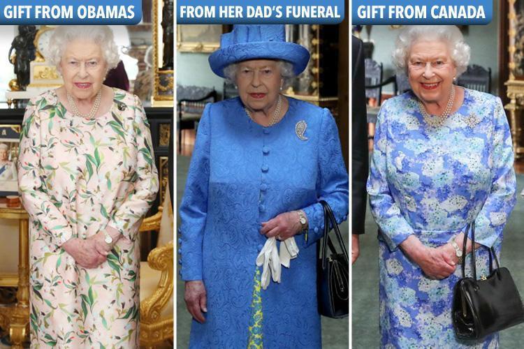 Đón tiếp Tổng thống Donad Trump, Nữ hoàng Anh đã chọn những món trang sức cài áo có ý nghĩa vô cùng đặc biệt - Ảnh 10.