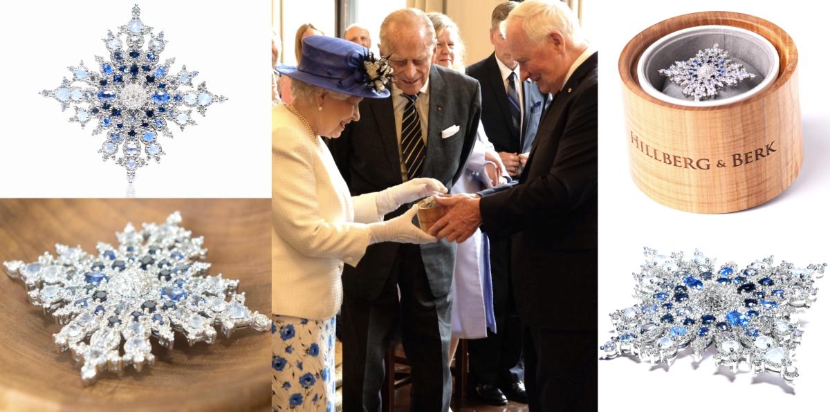 Đón tiếp Tổng thống Donad Trump, Nữ hoàng Anh đã chọn những món trang sức cài áo có ý nghĩa vô cùng đặc biệt - Ảnh 9.