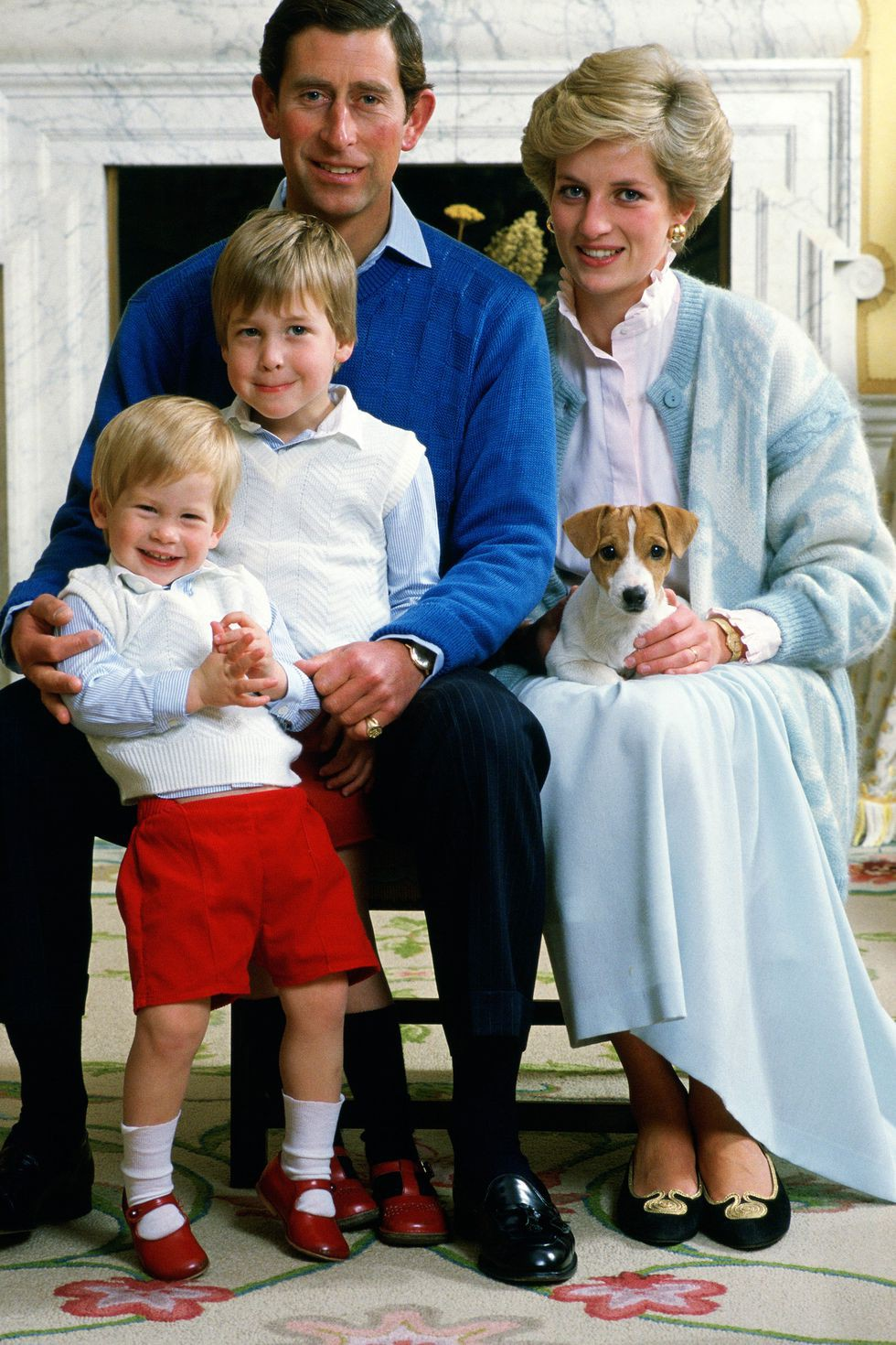 Xem 25 bức ảnh chân dung của Hoàng gia Anh, bạn sẽ hiểu thêm về 8 thế hệ của gia đình quyền lực này - Ảnh 15.