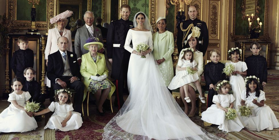 Xem 25 bức ảnh chân dung của Hoàng gia Anh, bạn sẽ hiểu thêm về 8 thế hệ của gia đình quyền lực này - Ảnh 24.