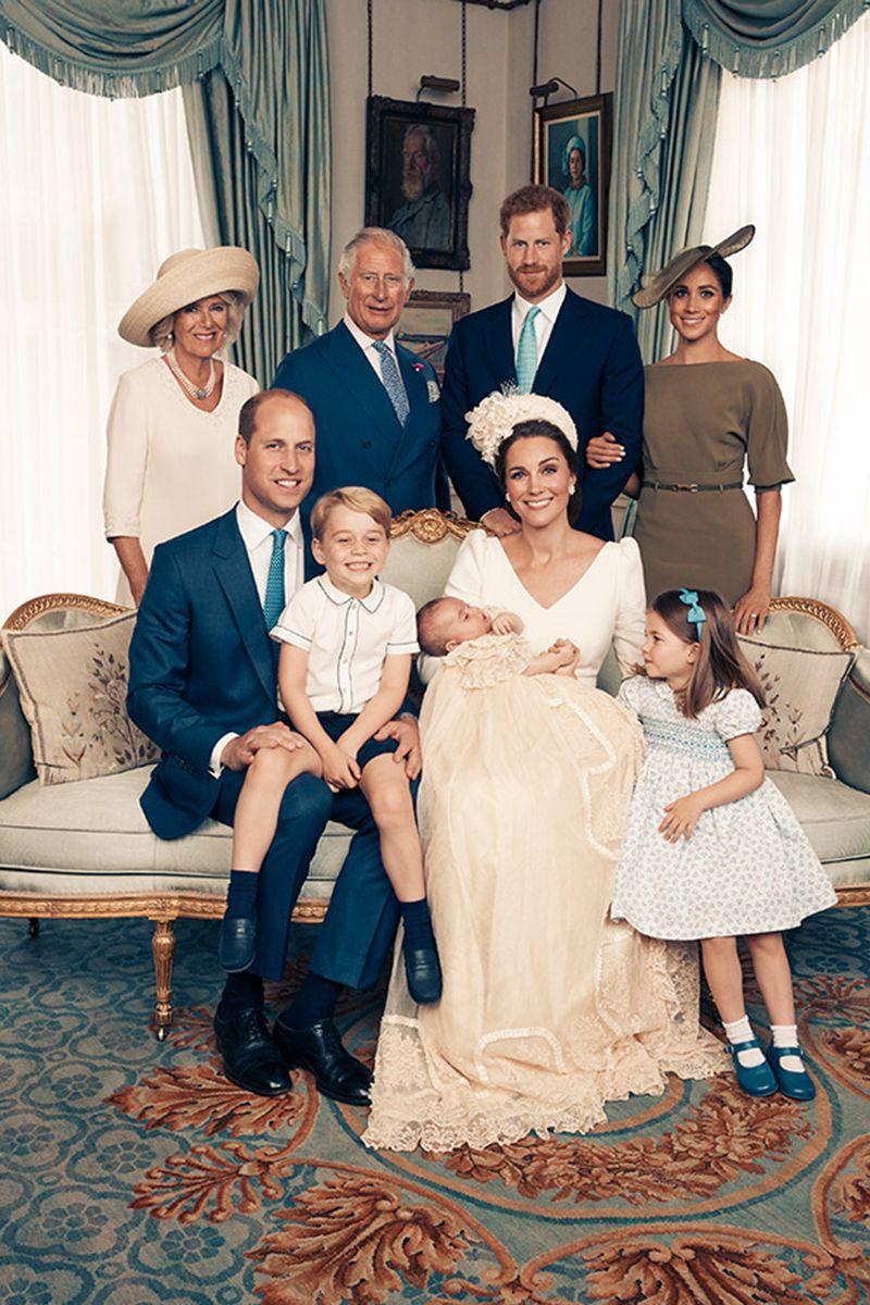 Xem 25 bức ảnh chân dung của Hoàng gia Anh, bạn sẽ hiểu thêm về 8 thế hệ của gia đình quyền lực này - Ảnh 25.