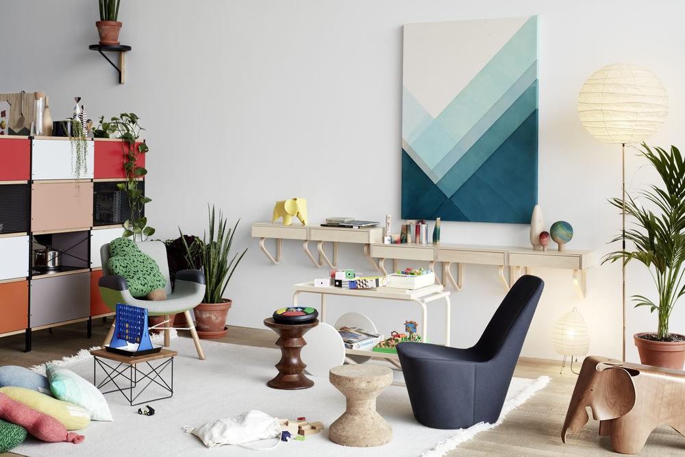 Những góc nội thất hiện đại với cách bố trí vô cùng sáng tạo trong căn hộ nhỏ - Ảnh 5.