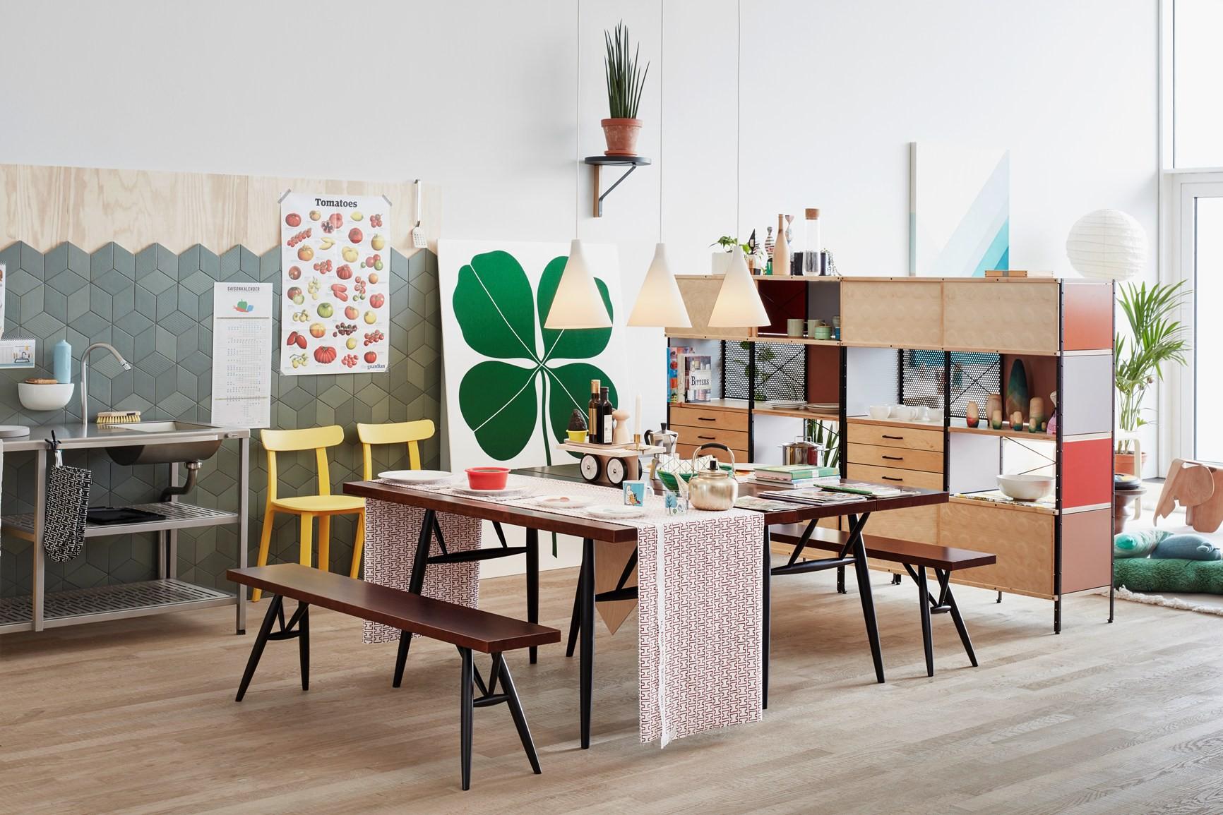 Những góc nội thất hiện đại với cách bố trí vô cùng sáng tạo trong căn hộ nhỏ - Ảnh 3.