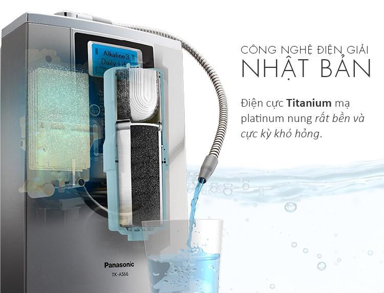 Dùng thử máy lọc nước ion kiềm tốt cho mẹ bầu tại Thế Giới Điện Giải  - Ảnh 2.