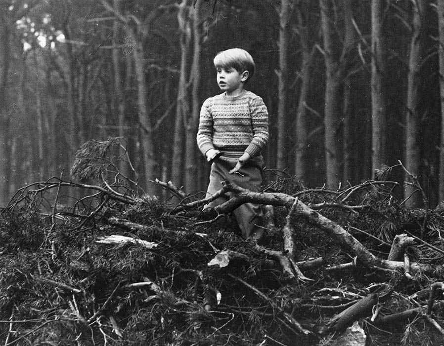 Trước thềm sinh nhật mừng Hoàng tử George lên 5, công chúng tìm lại loạt ảnh hiếm thuở bé của thành viên Hoàng tộc và nhận ra điều thú vị - Ảnh 8.