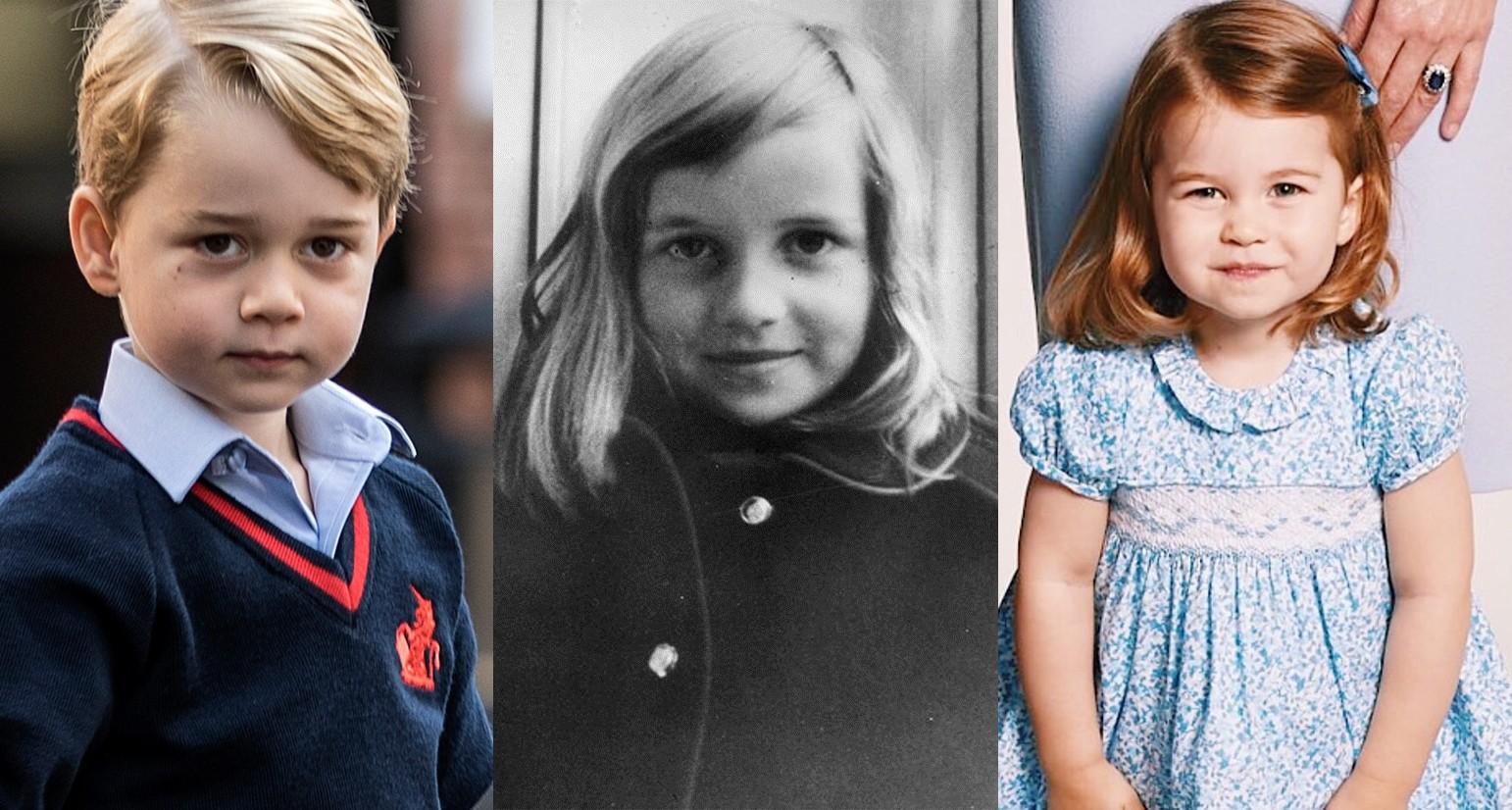 Trước thềm sinh nhật mừng Hoàng tử George lên 5, công chúng tìm lại loạt ảnh hiếm thuở bé của thành viên Hoàng tộc và nhận ra điều thú vị - Ảnh 5.