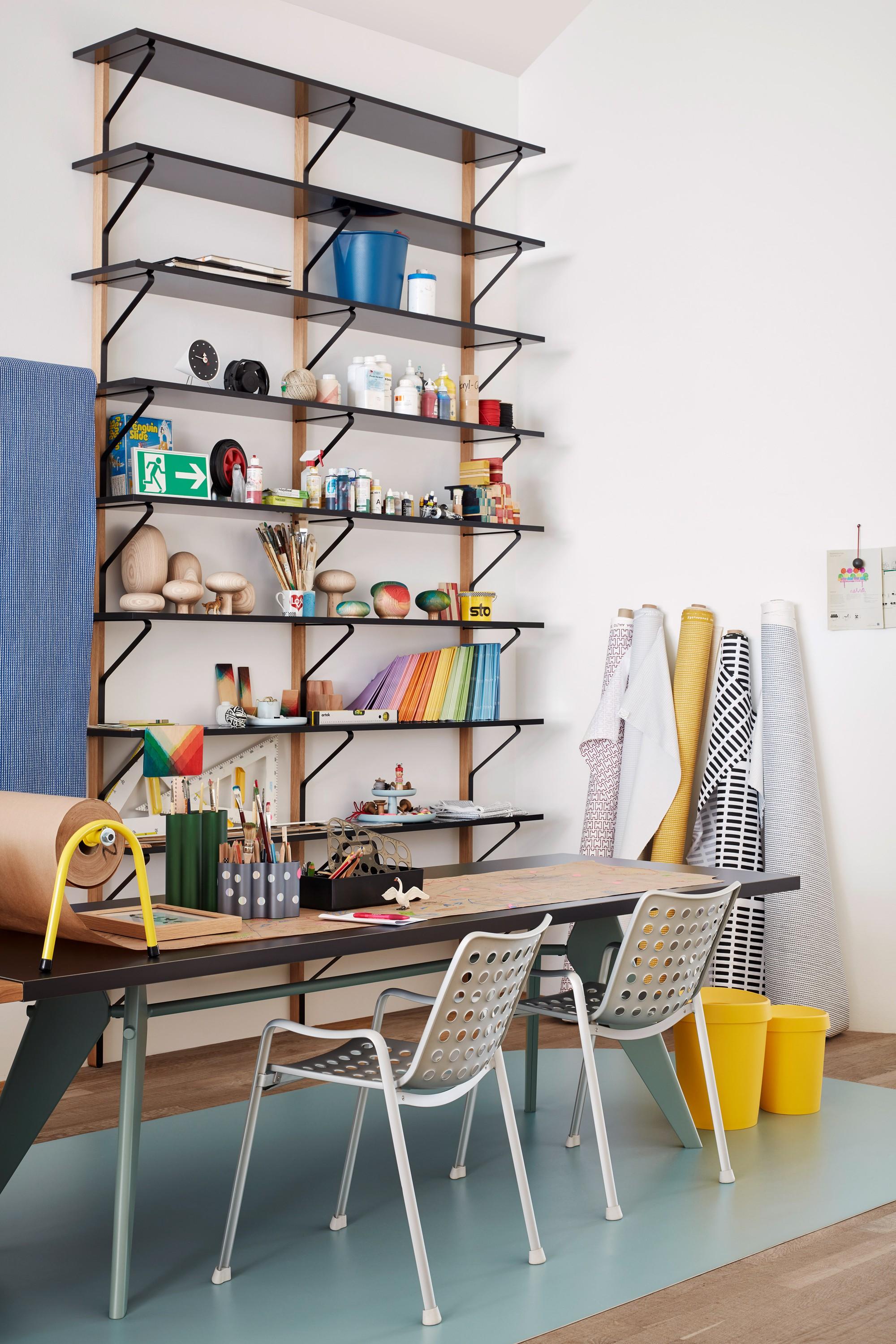 Những góc nội thất hiện đại với cách bố trí vô cùng sáng tạo trong căn hộ nhỏ - Ảnh 6.