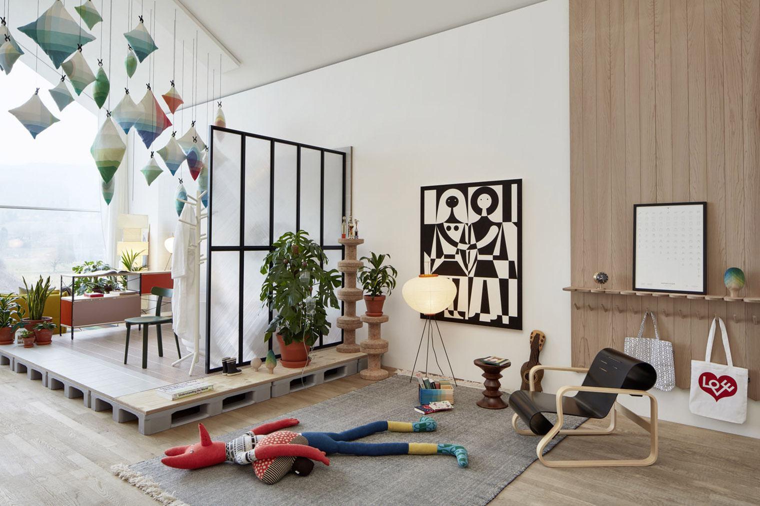 Những góc nội thất hiện đại với cách bố trí vô cùng sáng tạo trong căn hộ nhỏ - Ảnh 4.