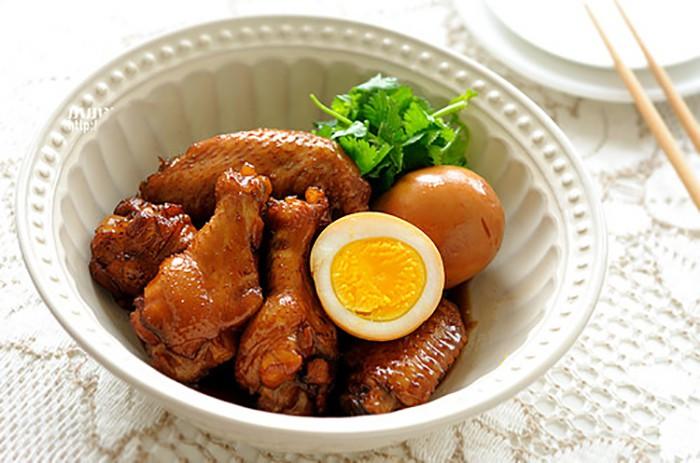 Thịt heo kho trứng ai cũng biết, nhưng cánh gà kho trứng ngon gấp vạn lần bạn đã biết chưa? - Ảnh 7.
