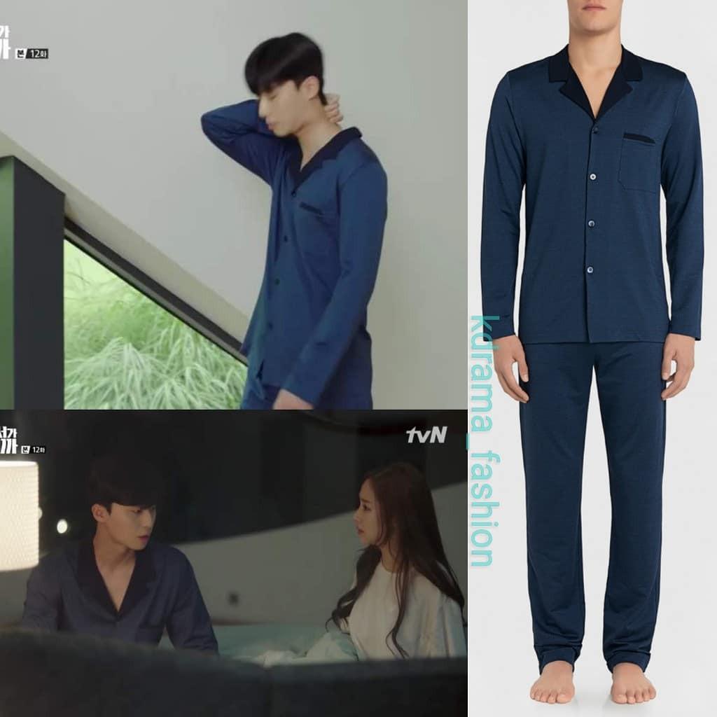 Chỉ riêng bộ đồ ngủ trong cảnh nóng bỏng mắt của Phó chủ tịch Lee đã có giá hơn chục triệu đồng  - Ảnh 4.