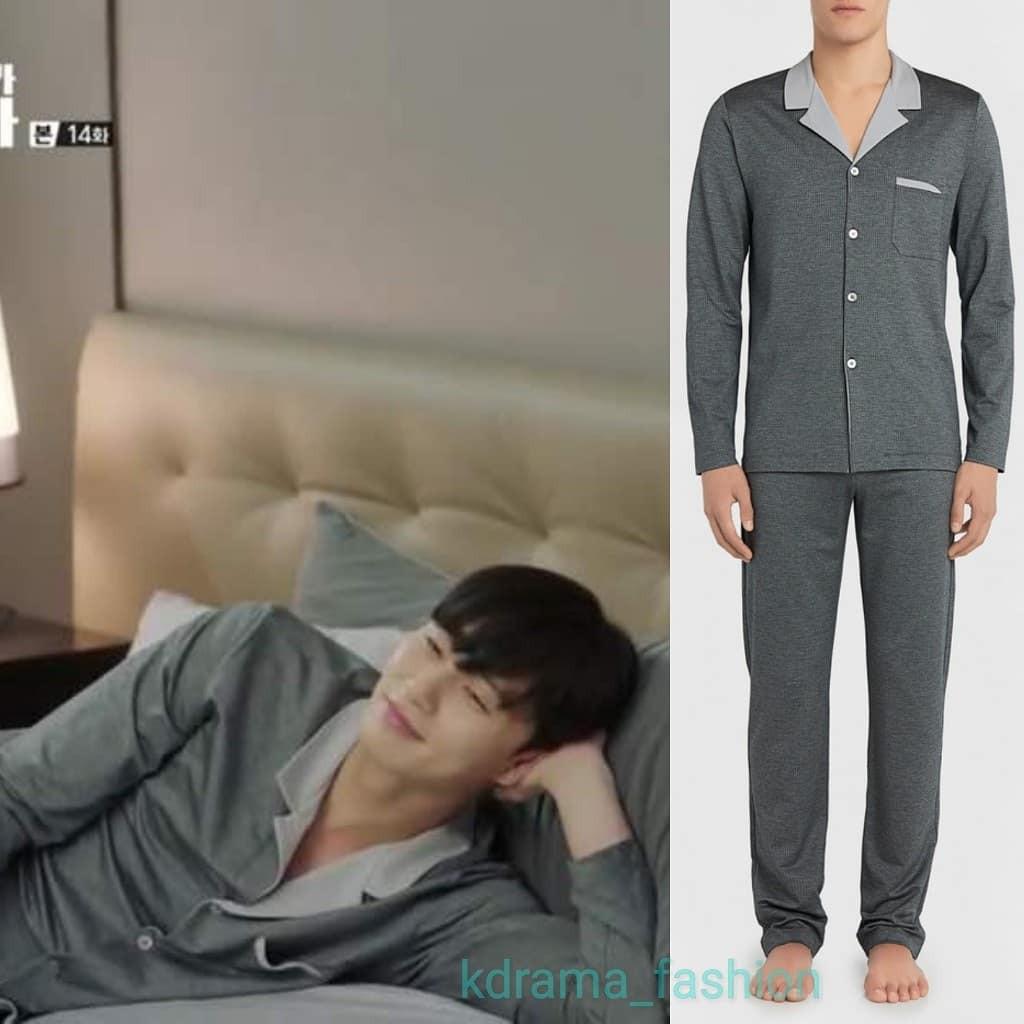 Chỉ riêng bộ đồ ngủ trong cảnh nóng bỏng mắt của Phó chủ tịch Lee đã có giá hơn chục triệu đồng  - Ảnh 3.