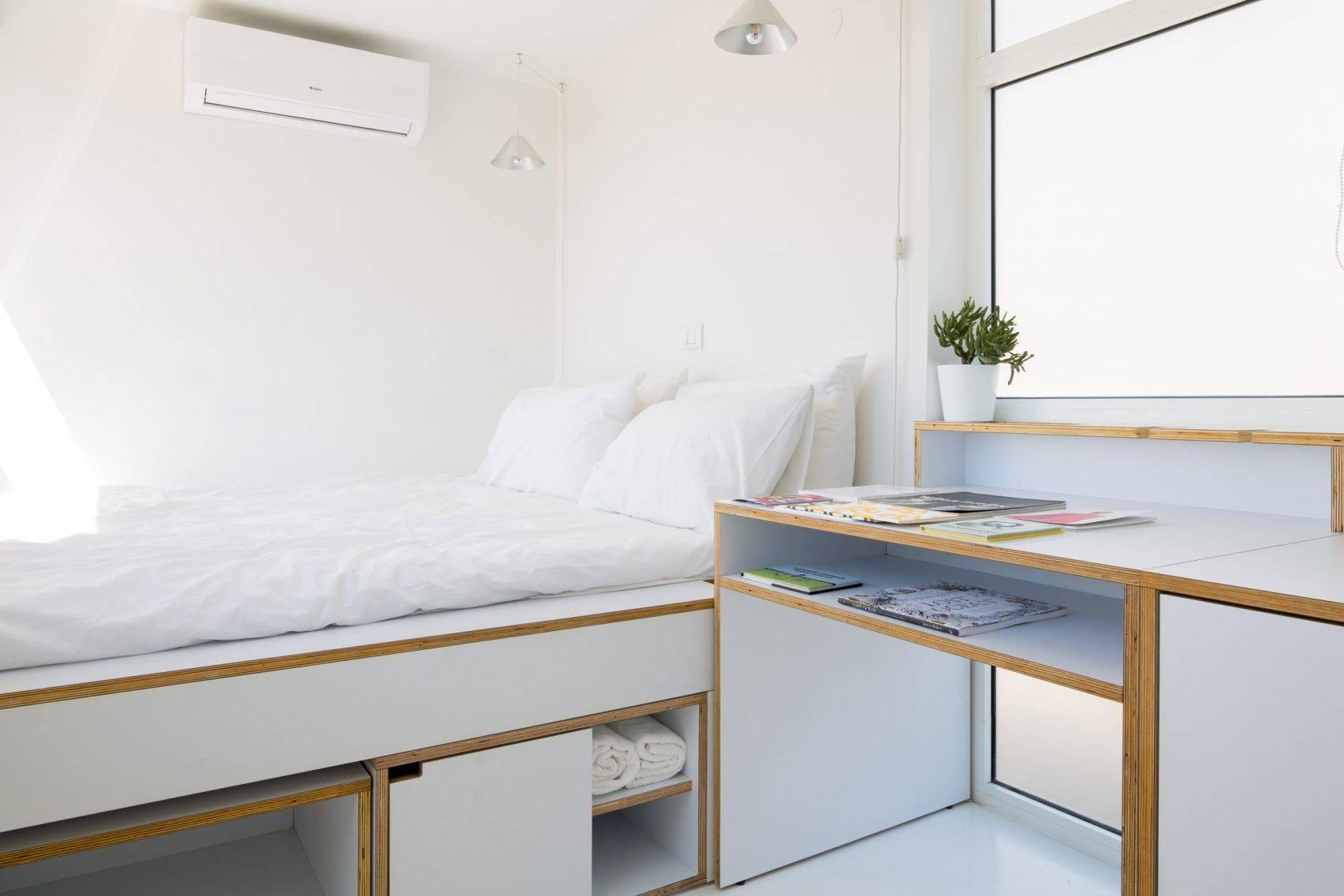 Cuộc sống tiện nghi, đủ đầy chỉ gói ghém vỏn vẹn trong căn hộ nhỏ 15m² - Ảnh 3.