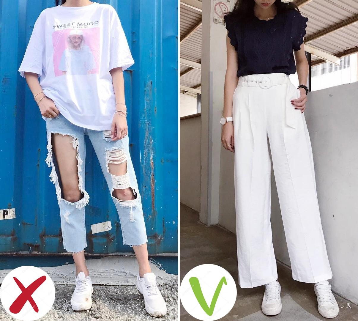 5 loại trang phục nên và không nên mặc tới công sở mà chị em nào cũng nên biết - Ảnh 5.