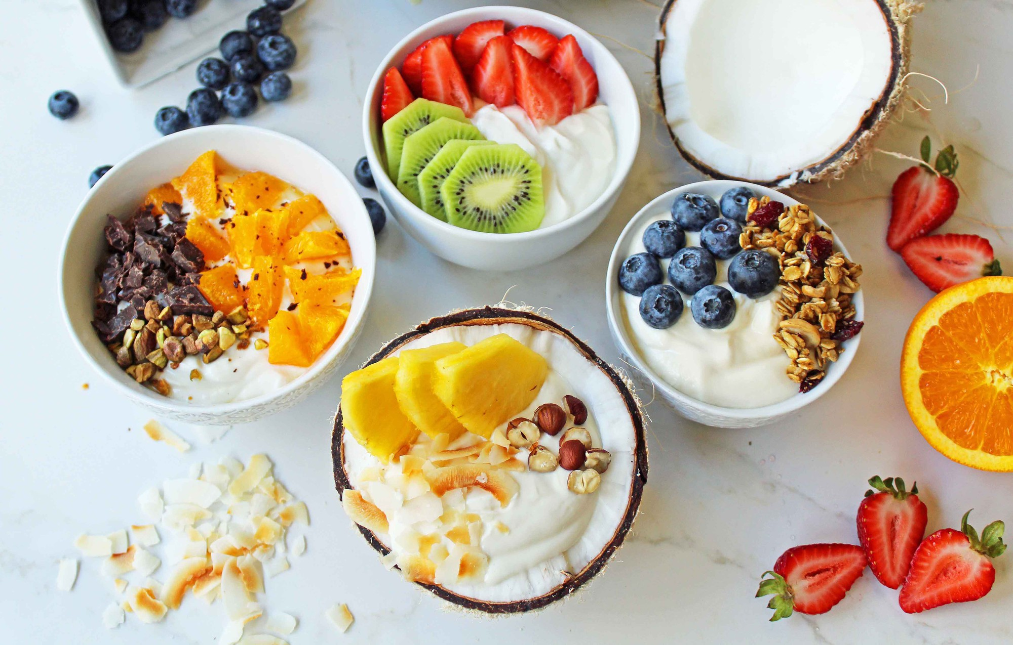 Muốn giảm cân nhanh và an toàn cho sức khỏe, hãy thường xuyên bổ sung những thực phẩm này - Ảnh 8.