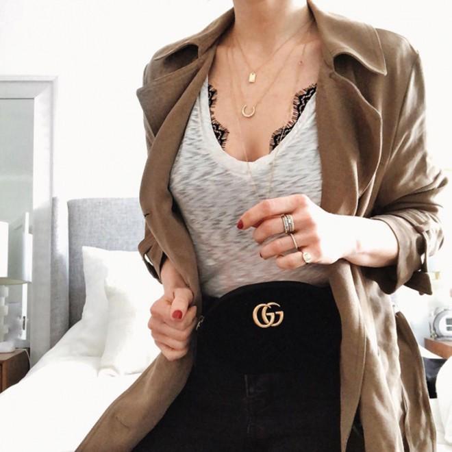 10 bí quyết vàng mà chị em nên nhớ kỹ khi lựa chọn trang phục để trở nên sang trọng hơn - Ảnh 4.