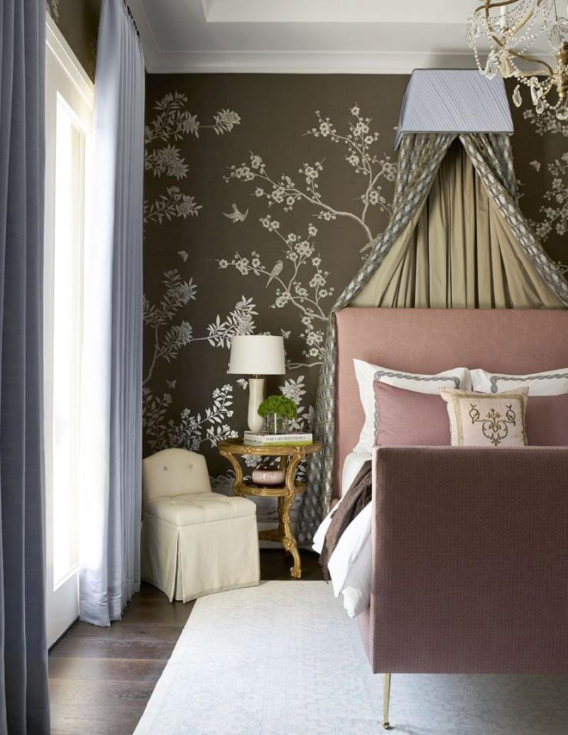 Những mẫu giấy dán tường siêu ấn tượng để bạn lựa chọn cho phòng ngủ gia đình - Ảnh 10.