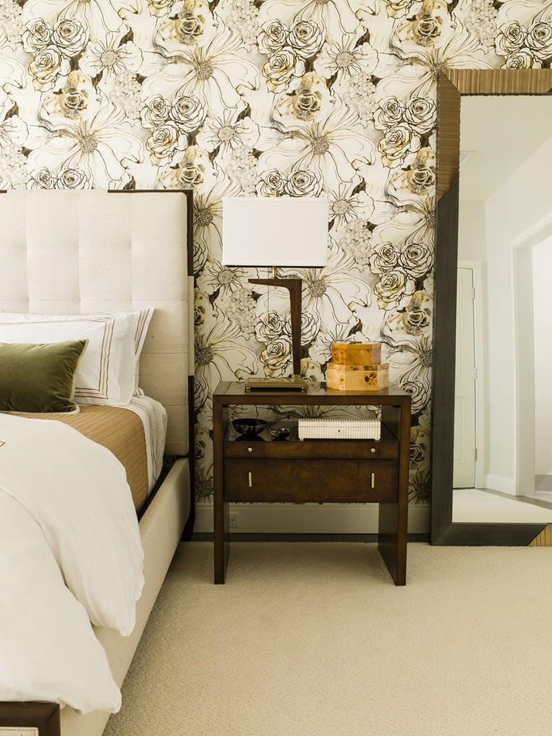 Những mẫu giấy dán tường siêu ấn tượng để bạn lựa chọn cho phòng ngủ gia đình - Ảnh 11.