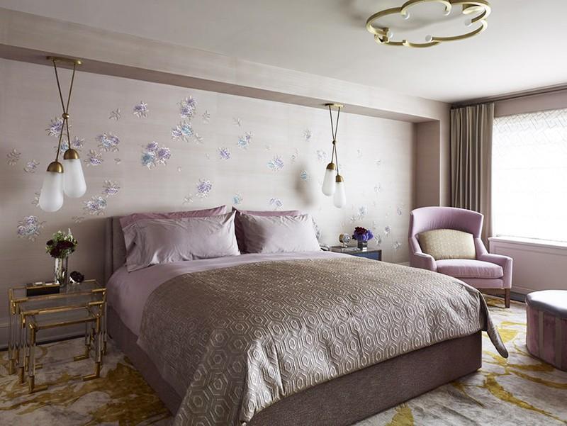 Những mẫu giấy dán tường siêu ấn tượng để bạn lựa chọn cho phòng ngủ gia đình - Ảnh 18.
