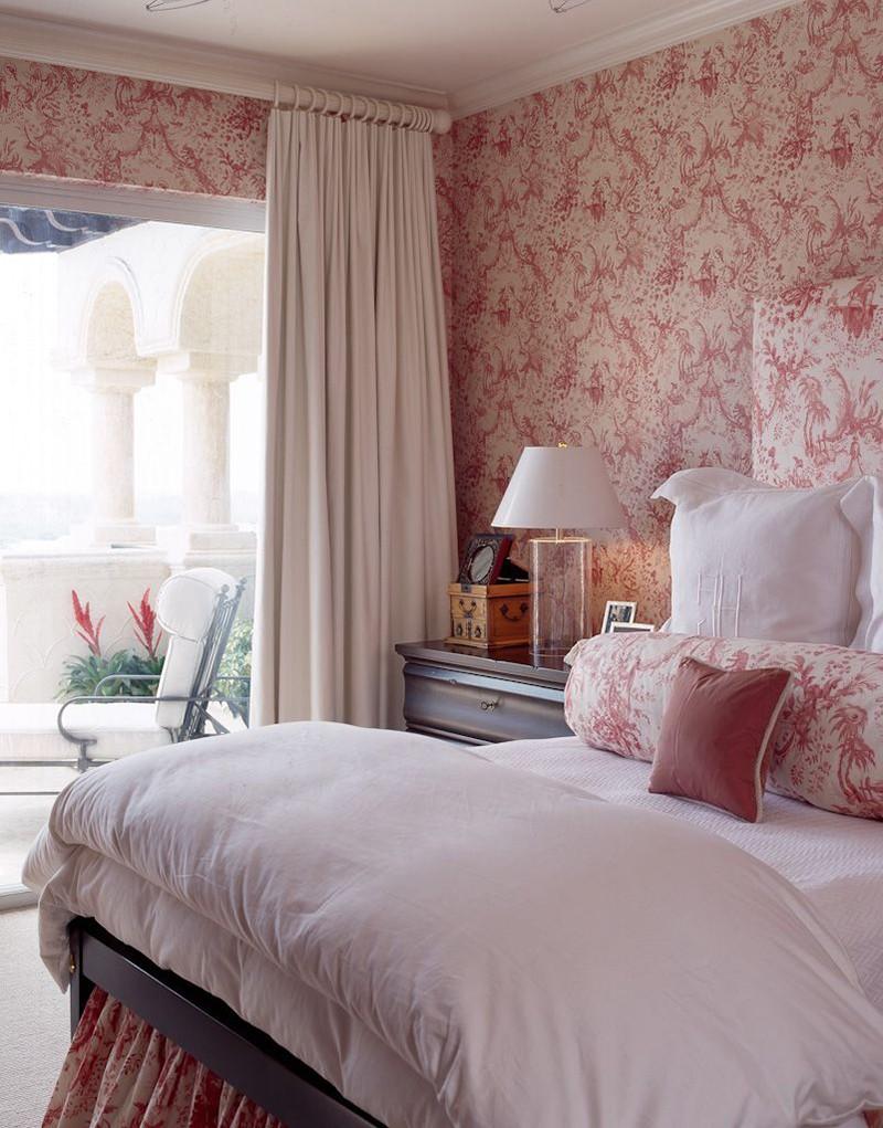 Những mẫu giấy dán tường siêu ấn tượng để bạn lựa chọn cho phòng ngủ gia đình - Ảnh 19.