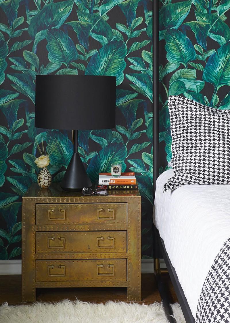 Những mẫu giấy dán tường siêu ấn tượng để bạn lựa chọn cho phòng ngủ gia đình - Ảnh 20.