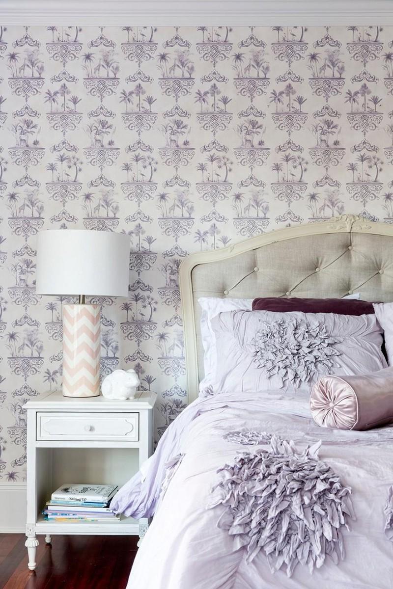 Những mẫu giấy dán tường siêu ấn tượng để bạn lựa chọn cho phòng ngủ gia đình - Ảnh 4.