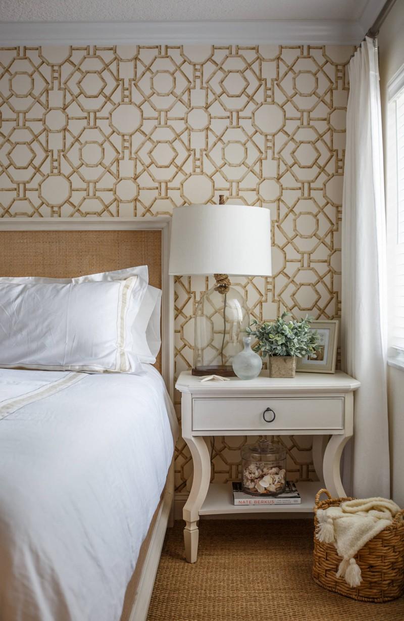 Những mẫu giấy dán tường siêu ấn tượng để bạn lựa chọn cho phòng ngủ gia đình - Ảnh 5.