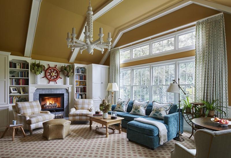 Đừng lúc nào cũng chỉ dùng trần nhà bằng thạch cao khi mà bạn còn có biết bao lựa chọn khác nữa - Ảnh 14.
