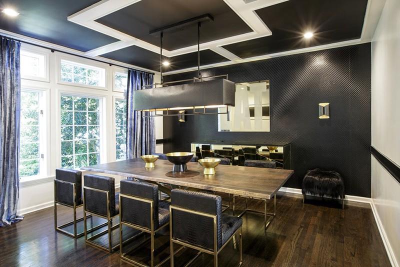 Đừng lúc nào cũng chỉ dùng trần nhà bằng thạch cao khi mà bạn còn có biết bao lựa chọn khác nữa - Ảnh 3.