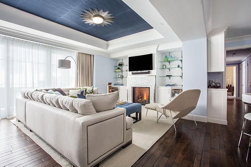 Đừng lúc nào cũng chỉ dùng trần nhà bằng thạch cao khi mà bạn còn có biết bao lựa chọn khác nữa - Ảnh 5.
