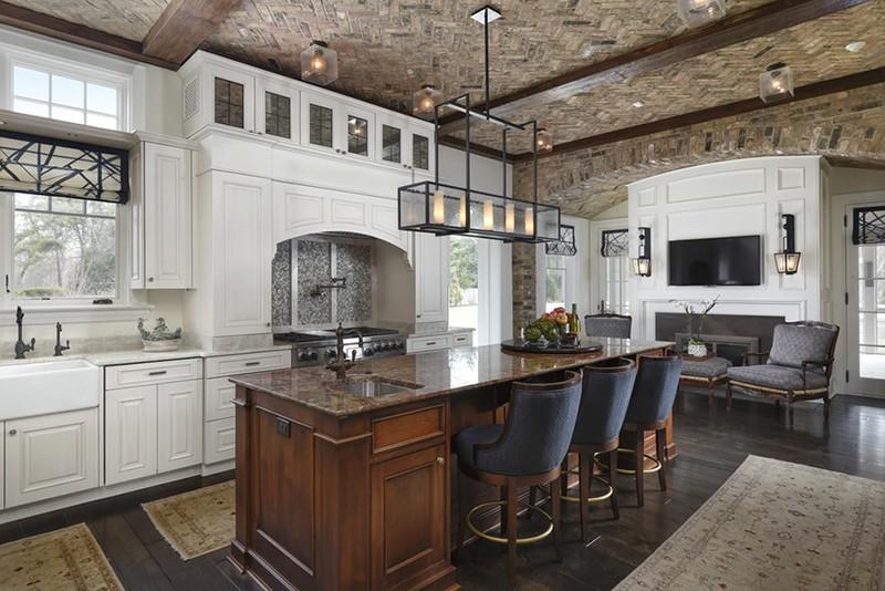 Đừng lúc nào cũng chỉ dùng trần nhà bằng thạch cao khi mà bạn còn có biết bao lựa chọn khác nữa - Ảnh 7.