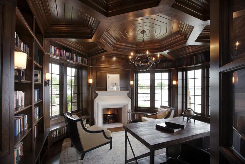 Đừng lúc nào cũng chỉ dùng trần nhà bằng thạch cao khi mà bạn còn có biết bao lựa chọn khác nữa - Ảnh 8.