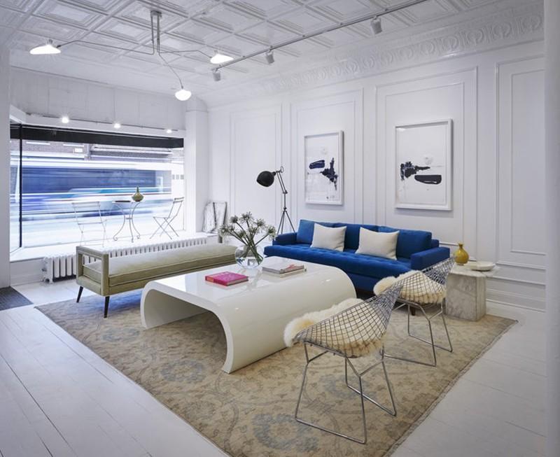 Nhìn xem bạn có thể học hỏi được rất nhiều từ những căn phòng khách có thiết kế hoàn hảo này - Ảnh 4.