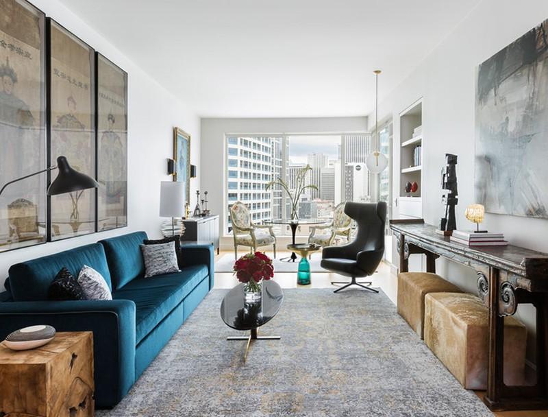 Nhìn xem bạn có thể học hỏi được rất nhiều từ những căn phòng khách có thiết kế hoàn hảo này - Ảnh 5.