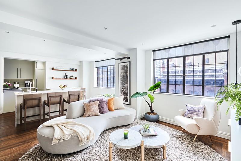 Nhìn xem bạn có thể học hỏi được rất nhiều từ những căn phòng khách có thiết kế hoàn hảo này - Ảnh 7.