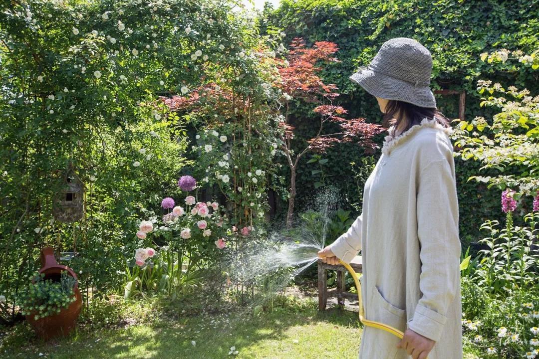 Khu vườn đẹp như chốn thần tiên do người phụ nữ dành tất cả tình yêu trong suốt 16 năm chăm sóc - Ảnh 13.